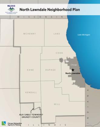 North Lawndale Map-CMAP